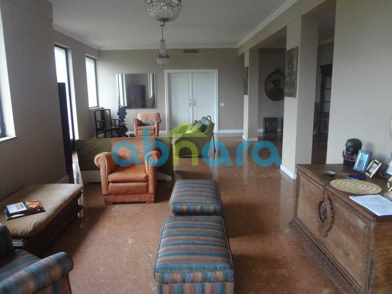 DSC09115 - Apartamento Flamengo, Rio de Janeiro, RJ À Venda, 6 Quartos, 435m² - CPAP60007 - 1