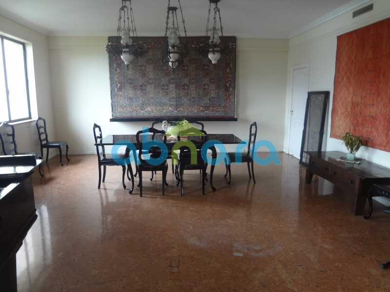 DSC09116 - Apartamento Flamengo, Rio de Janeiro, RJ À Venda, 6 Quartos, 435m² - CPAP60007 - 3