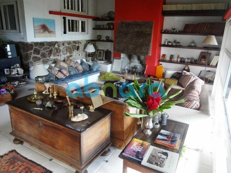 1 - Casa À Venda - São Conrado - Rio de Janeiro - RJ - CPCA40011 - 1