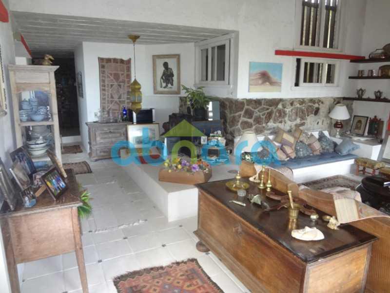 1a - Casa À Venda - São Conrado - Rio de Janeiro - RJ - CPCA40011 - 3