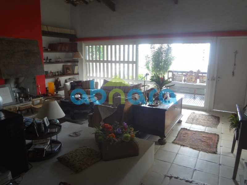 1b - Casa À Venda - São Conrado - Rio de Janeiro - RJ - CPCA40011 - 4