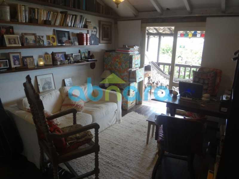 2 - Casa À Venda - São Conrado - Rio de Janeiro - RJ - CPCA40011 - 5