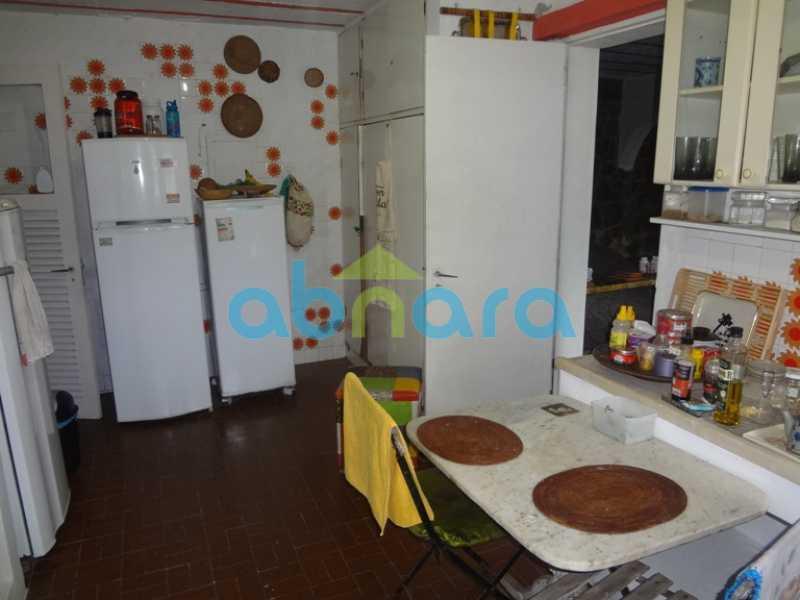 9 - Casa À Venda - São Conrado - Rio de Janeiro - RJ - CPCA40011 - 12