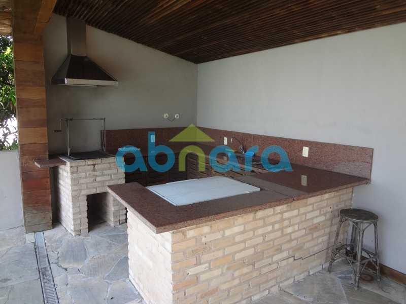 DSC01152 - Casa em Condominio À Venda - São Conrado - Rio de Janeiro - RJ - CPCN40008 - 5