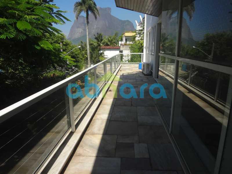 DSC01176 - Casa em Condominio À Venda - São Conrado - Rio de Janeiro - RJ - CPCN40008 - 10