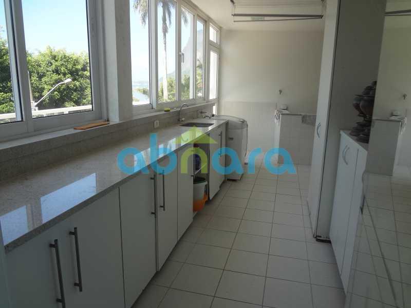 DSC01186 - Casa em Condominio À Venda - São Conrado - Rio de Janeiro - RJ - CPCN40008 - 14