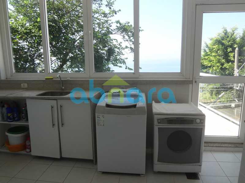 DSC01187 - Casa em Condominio À Venda - São Conrado - Rio de Janeiro - RJ - CPCN40008 - 15