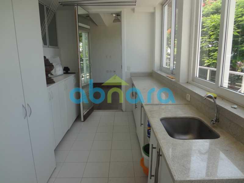 DSC01189 - Casa em Condominio À Venda - São Conrado - Rio de Janeiro - RJ - CPCN40008 - 16