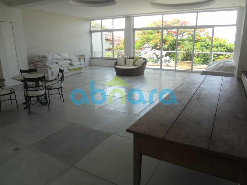 DSC01199 - Casa em Condominio À Venda - São Conrado - Rio de Janeiro - RJ - CPCN40008 - 18