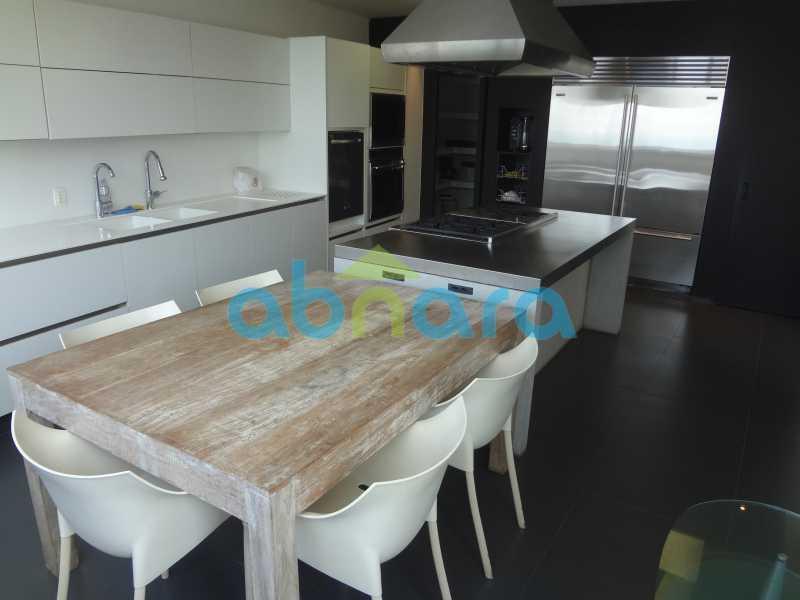 DSC01226 - Casa em Condominio À Venda - São Conrado - Rio de Janeiro - RJ - CPCN40008 - 22