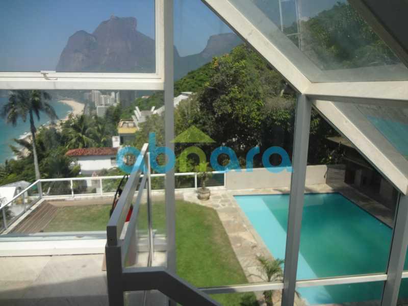 DSC01286 - Casa em Condominio À Venda - São Conrado - Rio de Janeiro - RJ - CPCN40008 - 29