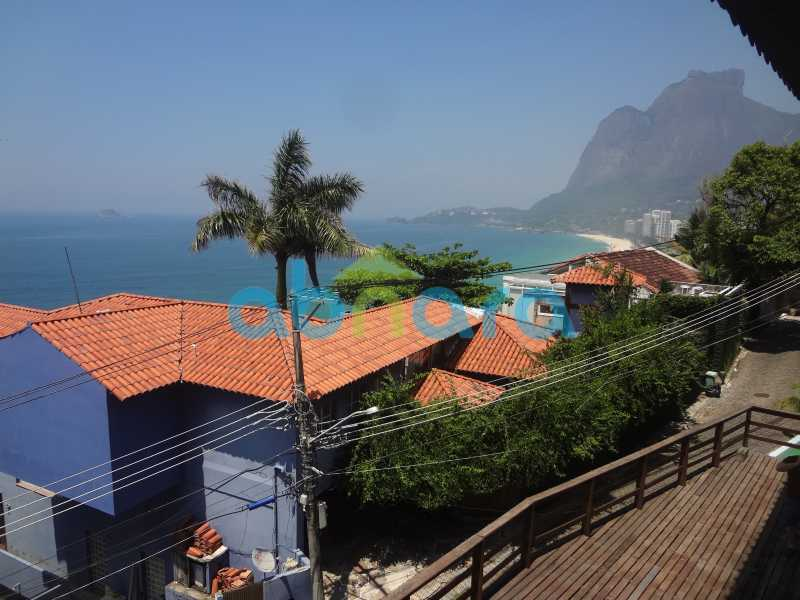 1 - Casa em Condominio À Venda - São Conrado - Rio de Janeiro - RJ - CPCN30002 - 1