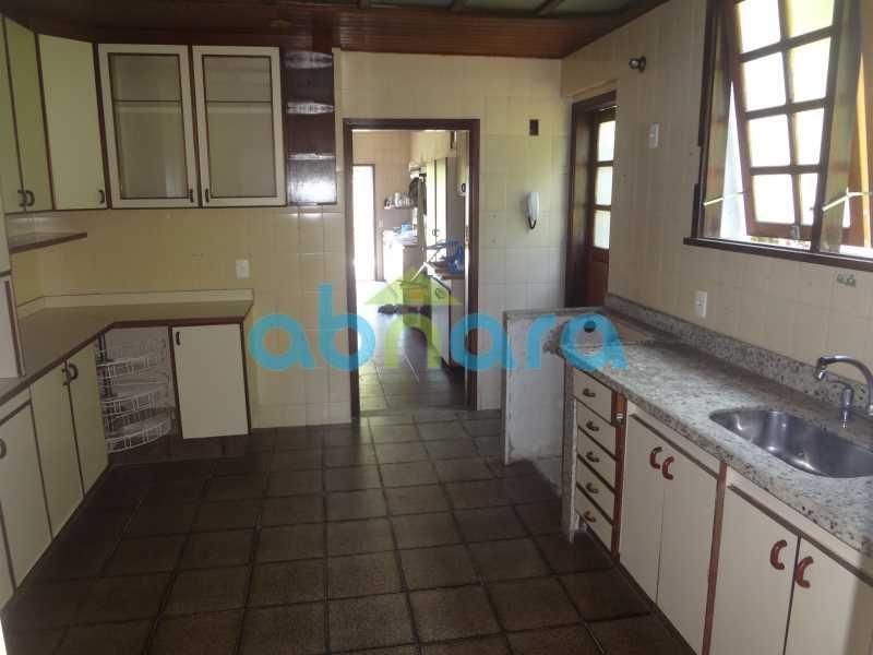 16 - Casa em Condominio À Venda - São Conrado - Rio de Janeiro - RJ - CPCN30002 - 17