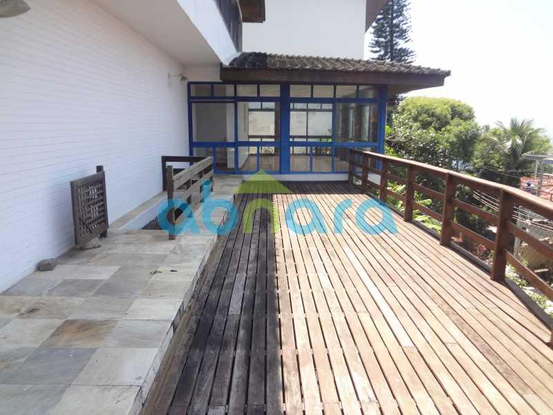20 - Casa em Condominio À Venda - São Conrado - Rio de Janeiro - RJ - CPCN30002 - 21