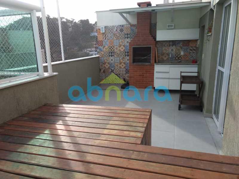 1a. - Cobertura À Venda - Pechincha - Rio de Janeiro - RJ - CPCO30052 - 3