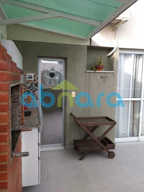 1b. - Cobertura À Venda - Pechincha - Rio de Janeiro - RJ - CPCO30052 - 4