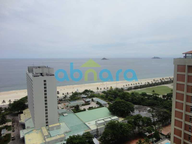 1 - Cobertura 4 quartos à venda São Conrado, Rio de Janeiro - R$ 2.199.000 - CPCO40051 - 1
