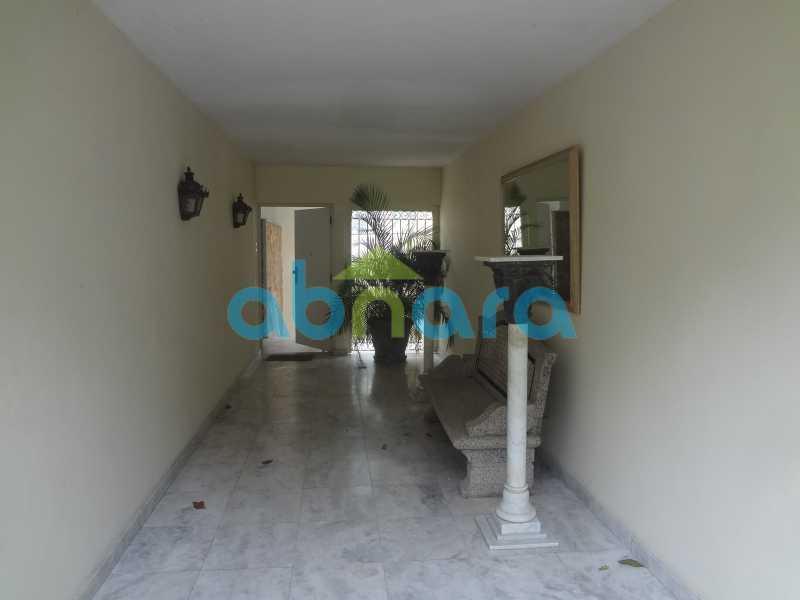 1 - Casa À Venda - Cosme Velho - Rio de Janeiro - RJ - CPCA40012 - 1