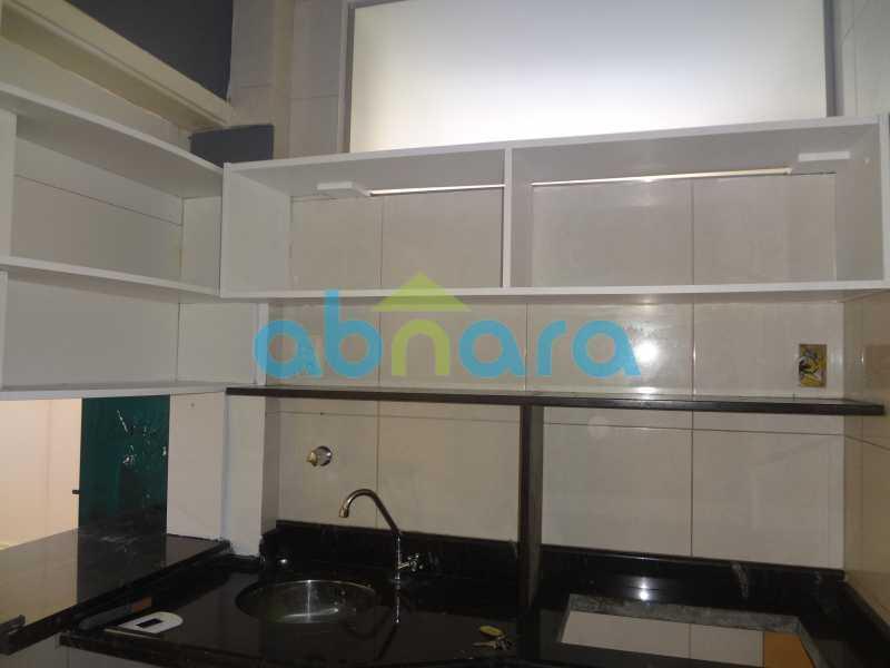 8 - Apartamento Copacabana, Rio de Janeiro, RJ À Venda, 1 Quarto, 40m² - CPAP10232 - 10