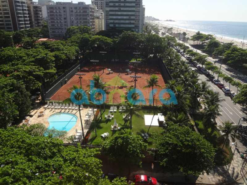 8 - Apartamento À Venda - Ipanema - Rio de Janeiro - RJ - CPAP30635 - 9
