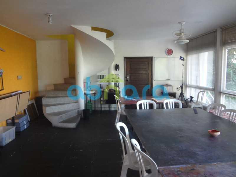 1 - Casa 3 quartos à venda Lagoa, Rio de Janeiro - R$ 2.500.000 - CPCA30011 - 1
