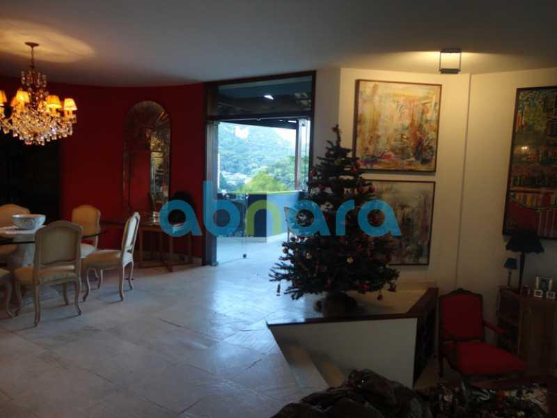 1 - Casa À Venda - Gávea - Rio de Janeiro - RJ - CPCA40013 - 1