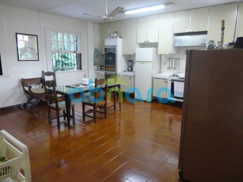 5 - Casa À Venda - Gávea - Rio de Janeiro - RJ - CPCA40013 - 6