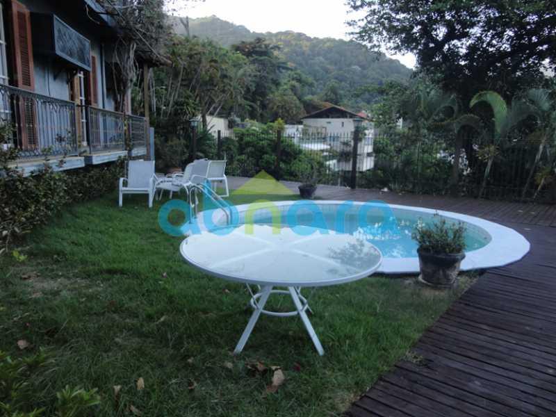 19 - Casa À Venda - Gávea - Rio de Janeiro - RJ - CPCA40013 - 21