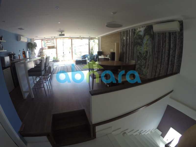 8 - Cobertura Lagoa, Rio de Janeiro, RJ À Venda, 3 Quartos, 400m² - CPCO30053 - 9