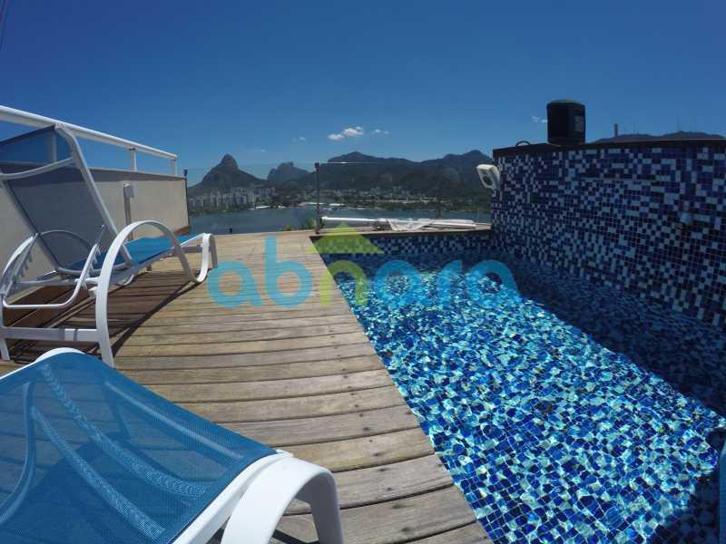18 - Cobertura Lagoa, Rio de Janeiro, RJ À Venda, 3 Quartos, 400m² - CPCO30053 - 19