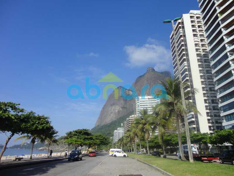 1 - Apartamento À Venda - São Conrado - Rio de Janeiro - RJ - CPAP40242 - 1