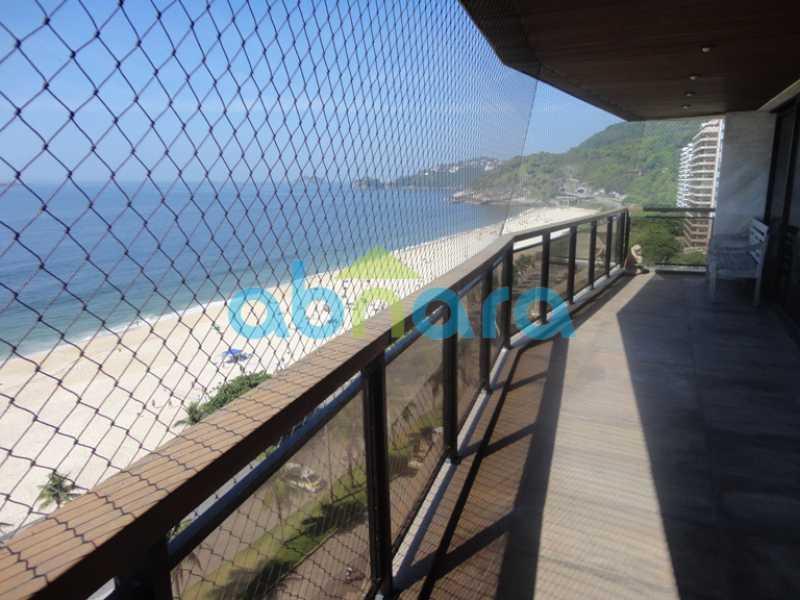 2 - Apartamento 4 quartos à venda São Conrado, Rio de Janeiro - R$ 8.200.000 - CPAP40242 - 3