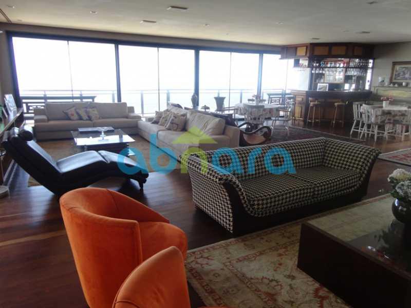4 - Apartamento 4 quartos à venda São Conrado, Rio de Janeiro - R$ 8.200.000 - CPAP40242 - 5