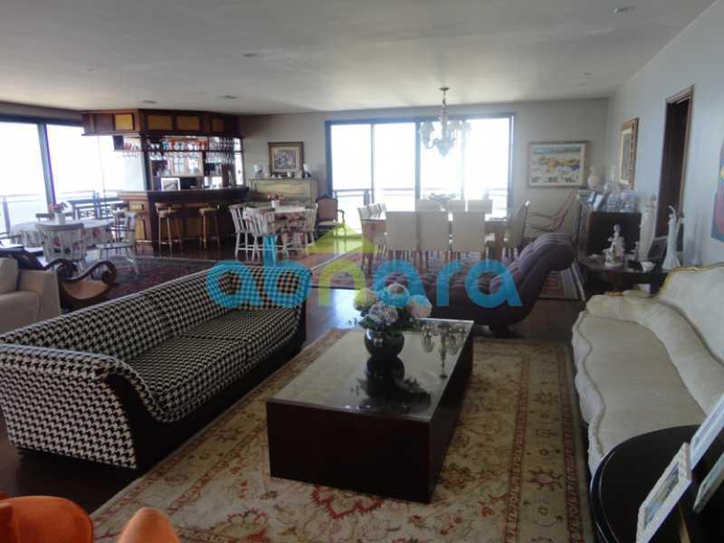 5 - Apartamento 4 quartos à venda São Conrado, Rio de Janeiro - R$ 8.200.000 - CPAP40242 - 6