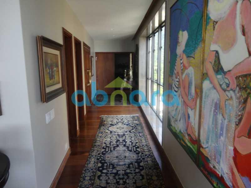 6 - Apartamento 4 quartos à venda São Conrado, Rio de Janeiro - R$ 8.200.000 - CPAP40242 - 7