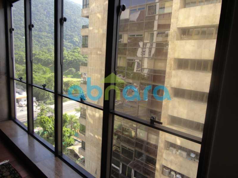 8 - Apartamento À Venda - São Conrado - Rio de Janeiro - RJ - CPAP40242 - 9