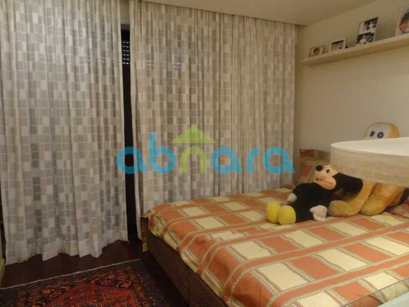 10 - Apartamento À Venda - São Conrado - Rio de Janeiro - RJ - CPAP40242 - 11