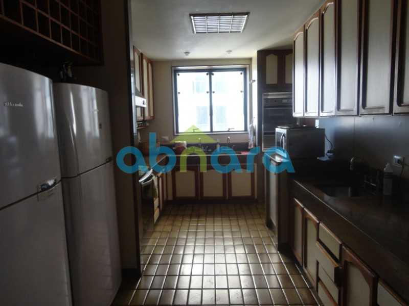 19 - Apartamento À Venda - São Conrado - Rio de Janeiro - RJ - CPAP40242 - 20