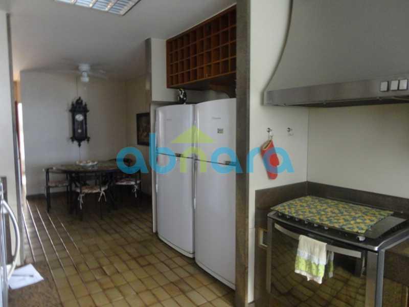 20 - Apartamento À Venda - São Conrado - Rio de Janeiro - RJ - CPAP40242 - 21