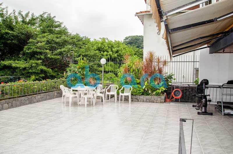 01 - Casa Jardim Botânico, Rio de Janeiro, RJ À Venda, 5 Quartos, 550m² - CPCA50003 - 1