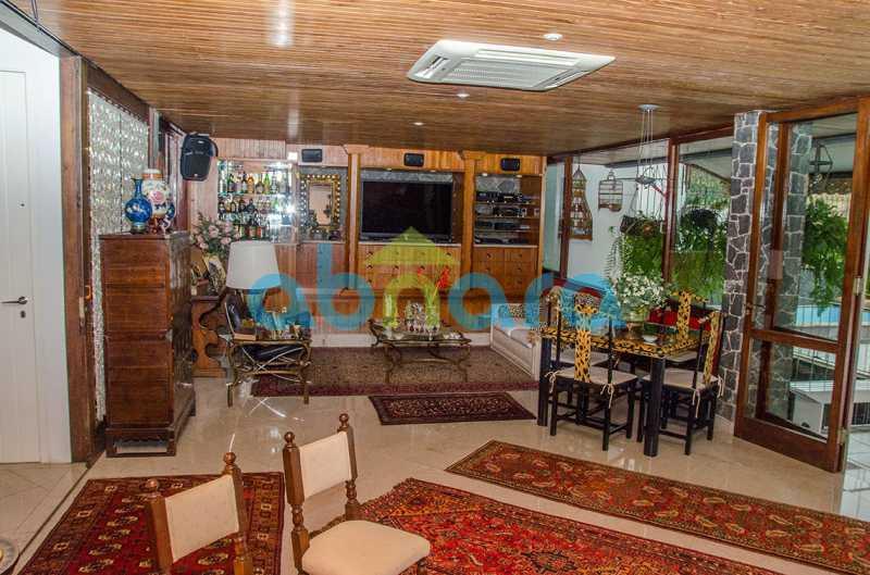2 - Casa Jardim Botânico, Rio de Janeiro, RJ À Venda, 5 Quartos, 550m² - CPCA50003 - 4
