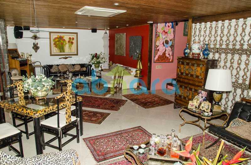 4 - Casa À Venda - Jardim Botânico - Rio de Janeiro - RJ - CPCA50003 - 6