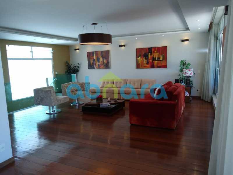 1. - Cobertura 4 quartos à venda Copacabana, Rio de Janeiro - R$ 8.500.000 - CPCO40052 - 1