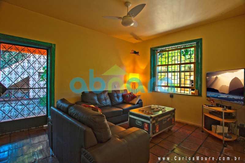 1 - Casa À Venda - Cosme Velho - Rio de Janeiro - RJ - CPCA40015 - 1