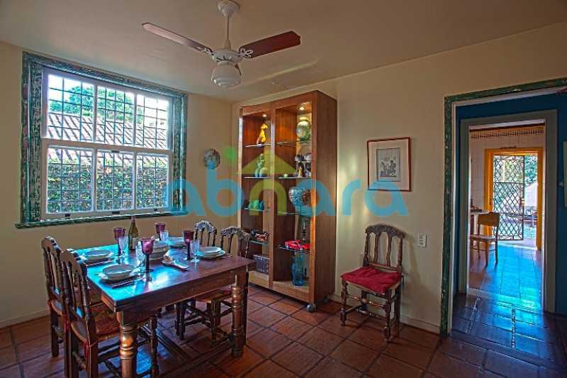 3 - Casa Cosme Velho, Rio de Janeiro, RJ À Venda, 4 Quartos, 375m² - CPCA40015 - 3