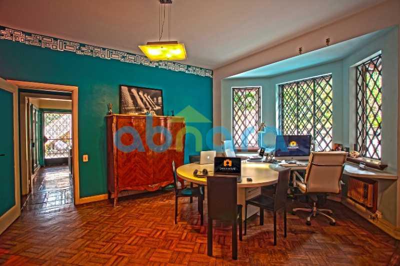 4 - Casa Cosme Velho, Rio de Janeiro, RJ À Venda, 4 Quartos, 375m² - CPCA40015 - 4