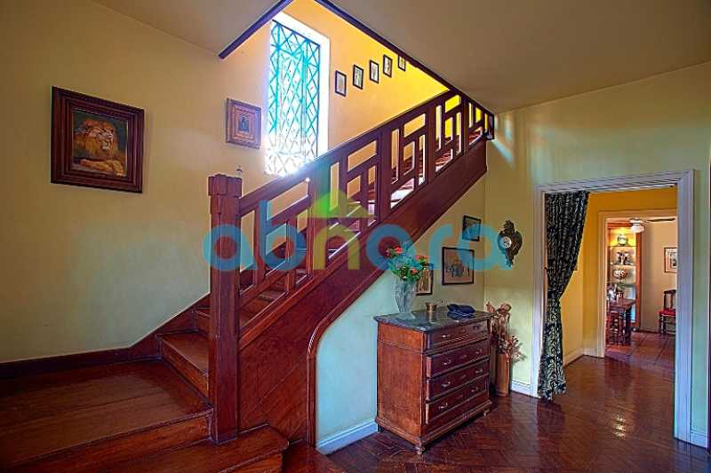 5 - Casa Cosme Velho, Rio de Janeiro, RJ À Venda, 4 Quartos, 375m² - CPCA40015 - 6