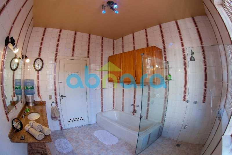 9a - Casa À Venda - Cosme Velho - Rio de Janeiro - RJ - CPCA40015 - 12