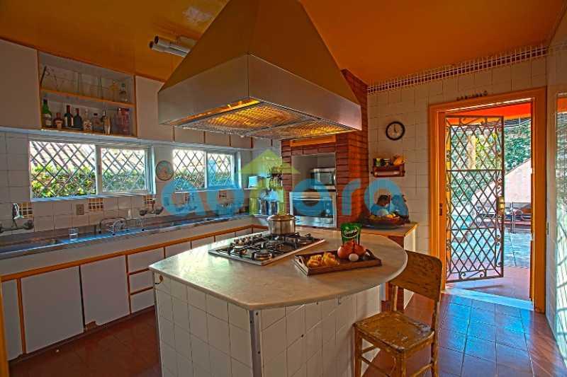 18 - Casa Cosme Velho, Rio de Janeiro, RJ À Venda, 4 Quartos, 375m² - CPCA40015 - 15