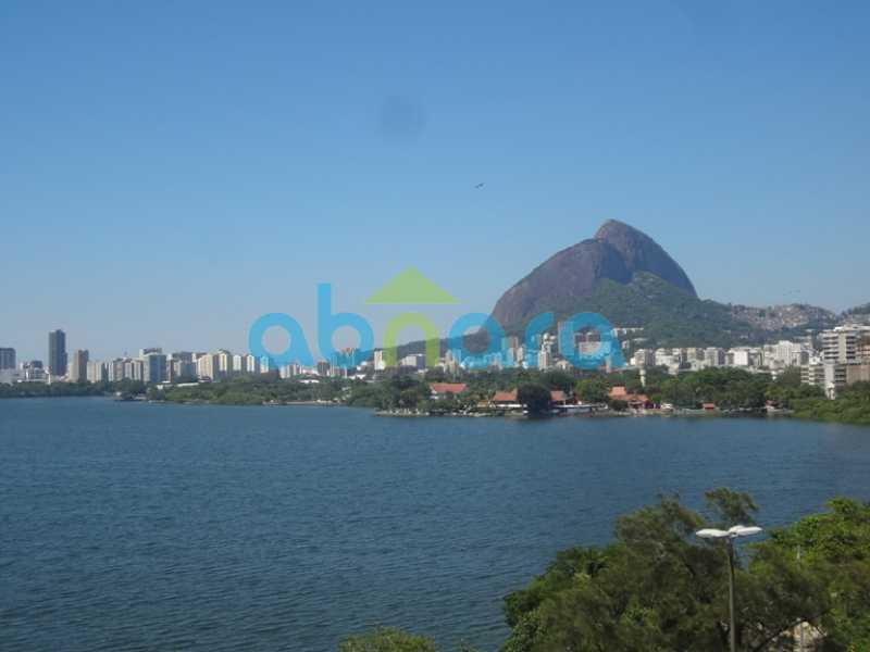 1 - Cobertura 4 quartos à venda Lagoa, Rio de Janeiro - R$ 6.970.000 - CPCO40053 - 1